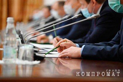 Оценена вероятность отставок российских губернаторов в 2021 году