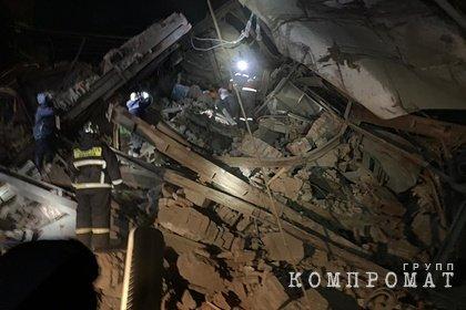 На обрушившейся фабрике в Норильске погиб человек