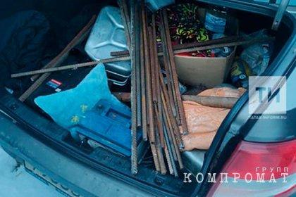 Полиция задержала 40 россиян с металлическими прутами перед массовой дракой