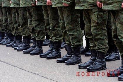 В России стало меньше дезертиров