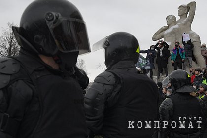 В Санкт-Петербурге задержан второй подозреваемый в нападении на полицейских
