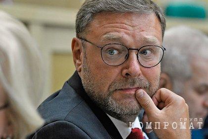 В Совфеде оценили проект антироссийских санкций США из-за Навального