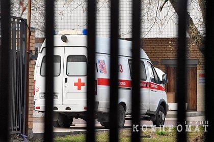 Вор покончил с собой после нападения на российского полицейского