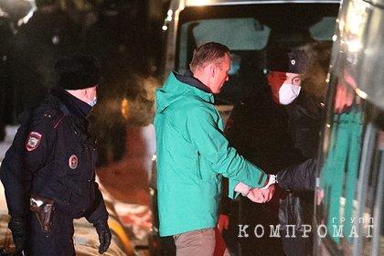 Суд проведет выездное заседание по делу Навального