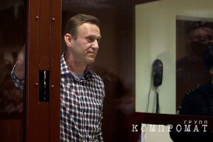 Россия попросила ЕСПЧ пересмотреть требование об освобождении Навального
