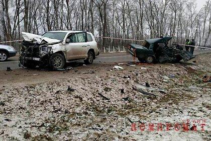 Брат главы Северной Осетии покончил с собой после ДТП с четырьмя жертвами