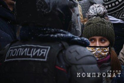 В Казани начался согласованный митинг