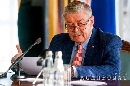 Названо имя кандидата на должность посла России в Белоруссии