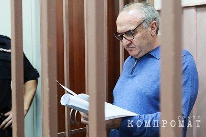 Арашукову заново предъявили обвинение из-за грамматических ошибок
