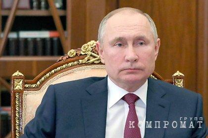 Путин выразил соболезнования в связи со смертью литературного критика Курбатова