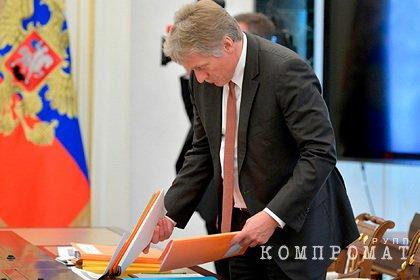 Песков прокомментировал замечание ему от Кадырова насчет жалобы Путину