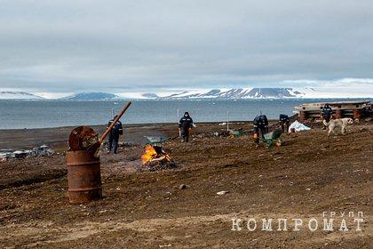 Российских заключенных захотели направить на очистку Арктики