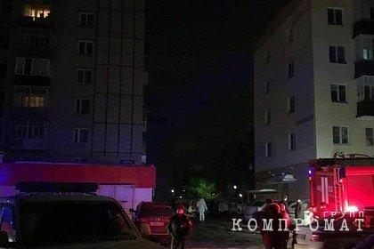 Стала известна причина взрыва в жилом доме Татарстана