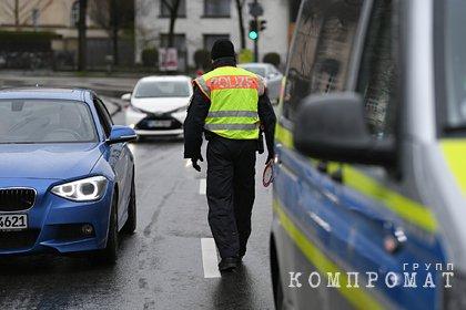 В Германии задержали сбежавшего российского полицейского