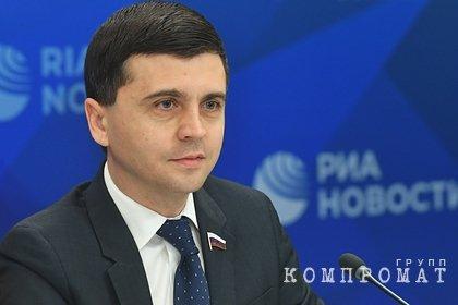В Госдуме оценили призыв к украинцам отказаться от русского языка