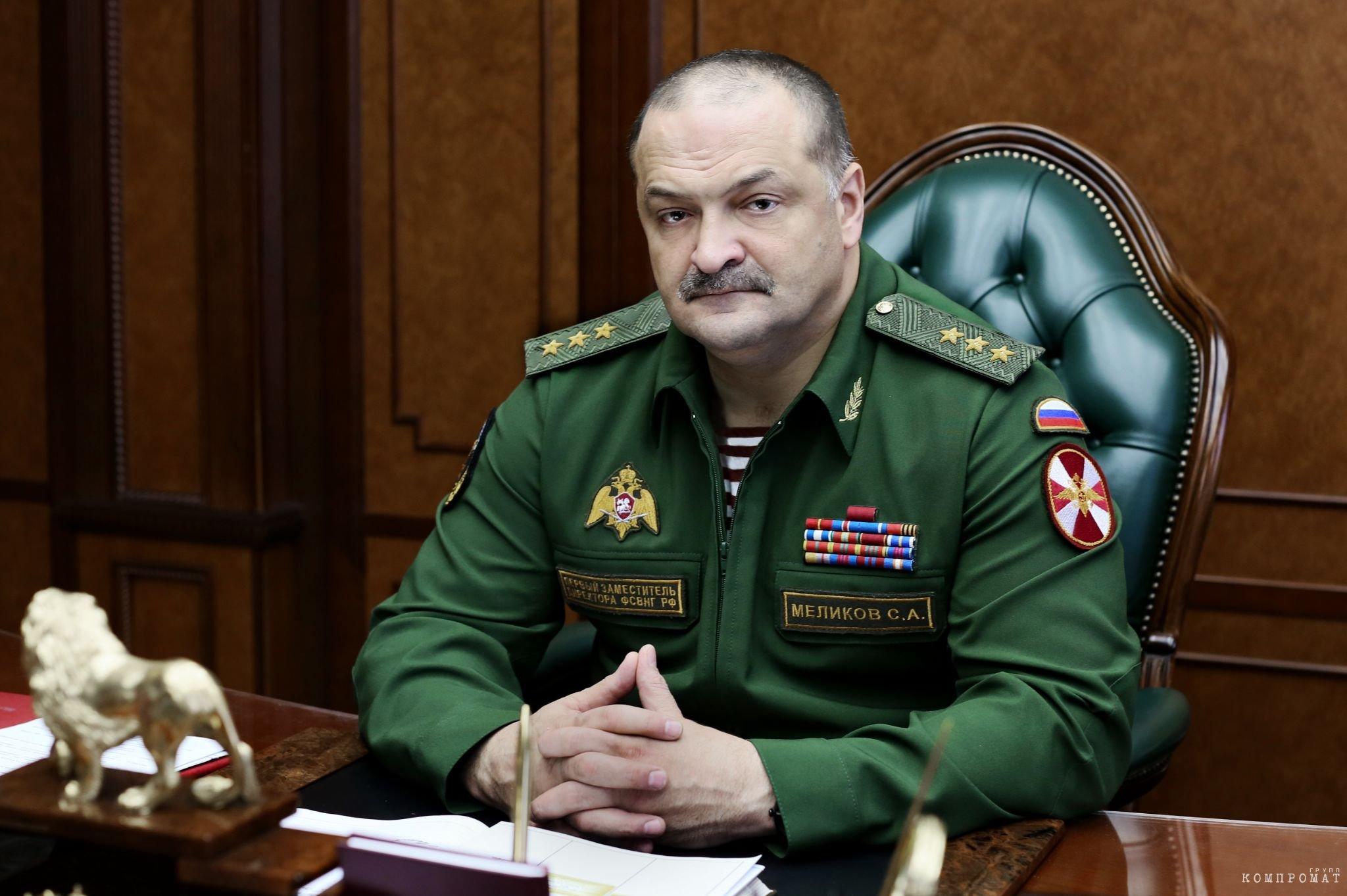 Квадратные метры испортили генерала Меликова