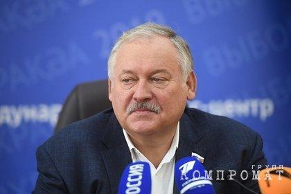 В Госдуме оценили угрозы Кравчука в адрес России