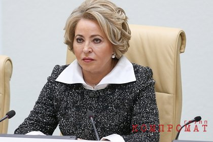 Матвиенко заявила о нарушении российских законов иностранными IT-компаниями