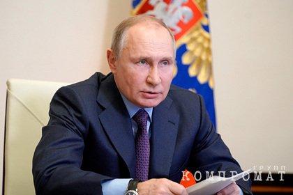 Путин оценил слова ЕК о российских вакцинах фразой «странные заявления»