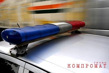 Российский полицейский насмерть сбил пешехода