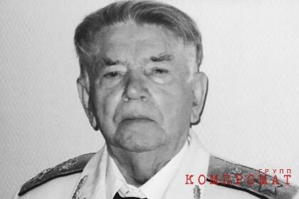 Умер бывший генеральный прокурор СССР Александр Сухарев