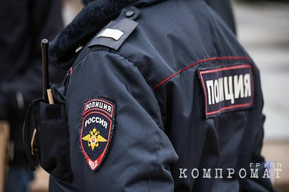 Водитель сбил российского полицейского после попытки задержания