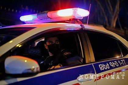 В ходе спецоперации в Армении задержали двух воров в законе