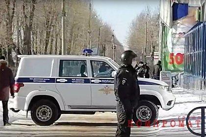 Захватчик заложницы в Северодвинске сдался силовикам