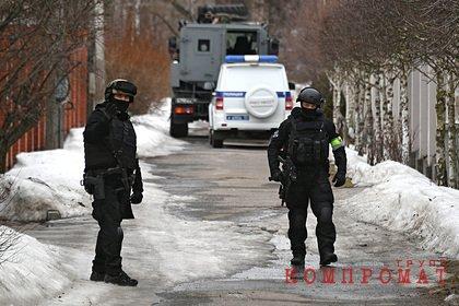 Прокурор раскрыл подробности спецоперации против стрелка из Мытищ