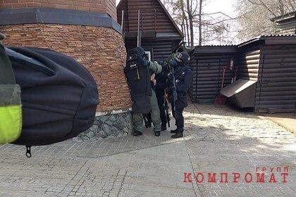 В Росгвардии оценили действия спецназа при штурме дома в Мытищах