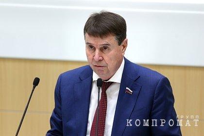 В Совфеде отреагировали на призыв Украины «предоставить доступ» в Крым