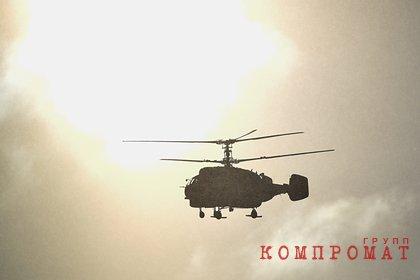 При крушении вертолета МЧС под Калининградом погиб человек