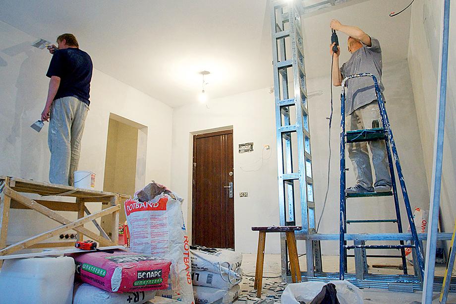 Россияне лишаются квартир из-за ремонтов