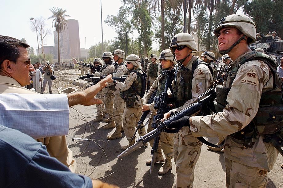 Америка выбирает между войной и миром