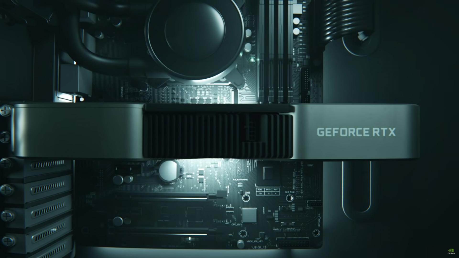 ASUS подтвердила запуск в производство видеокарт GеFоrсе RТХ 3080 Ті 20 GB и RТХ 3060 12 GB ROG STRIX