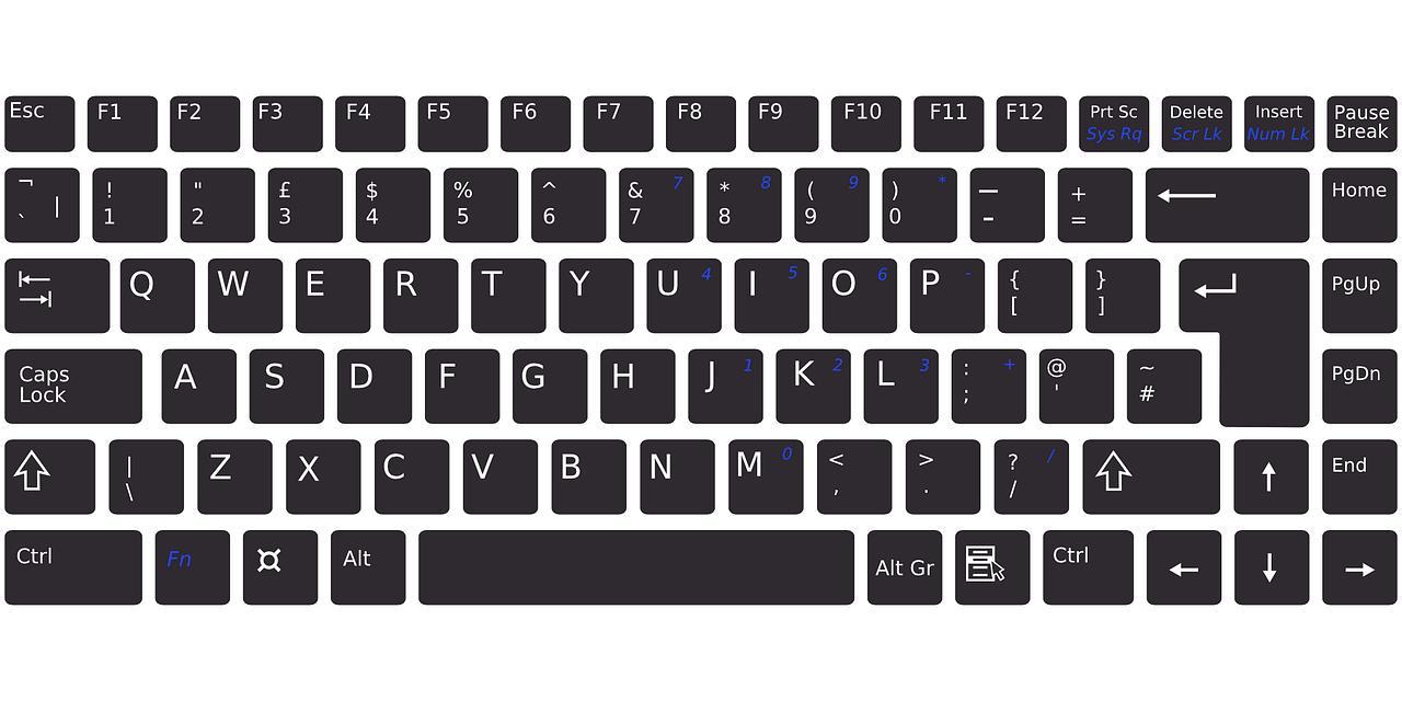 Как легко почистить клавиатуру от мусора, пыли и микробов?