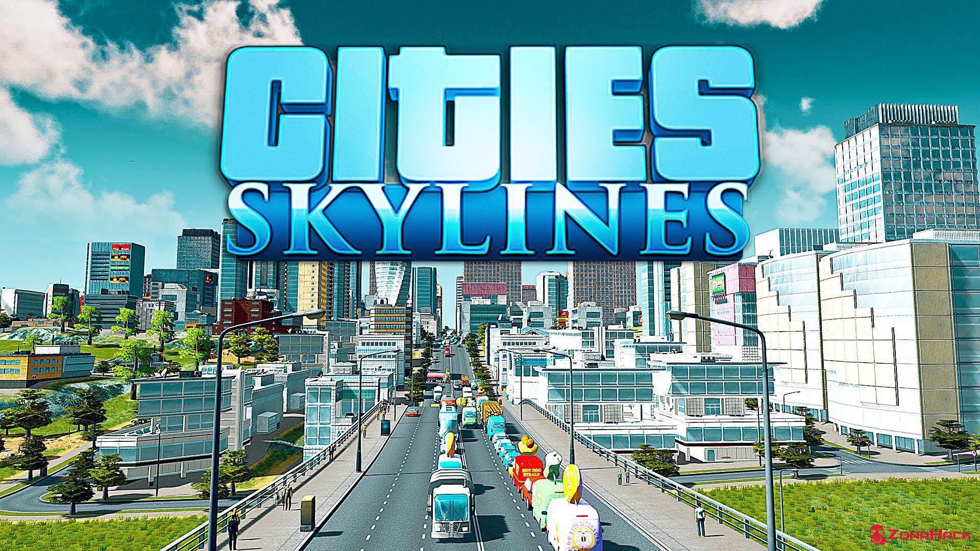 Началась бесплатная раздача градостроительного симулятора Cities: Skylines в EGS