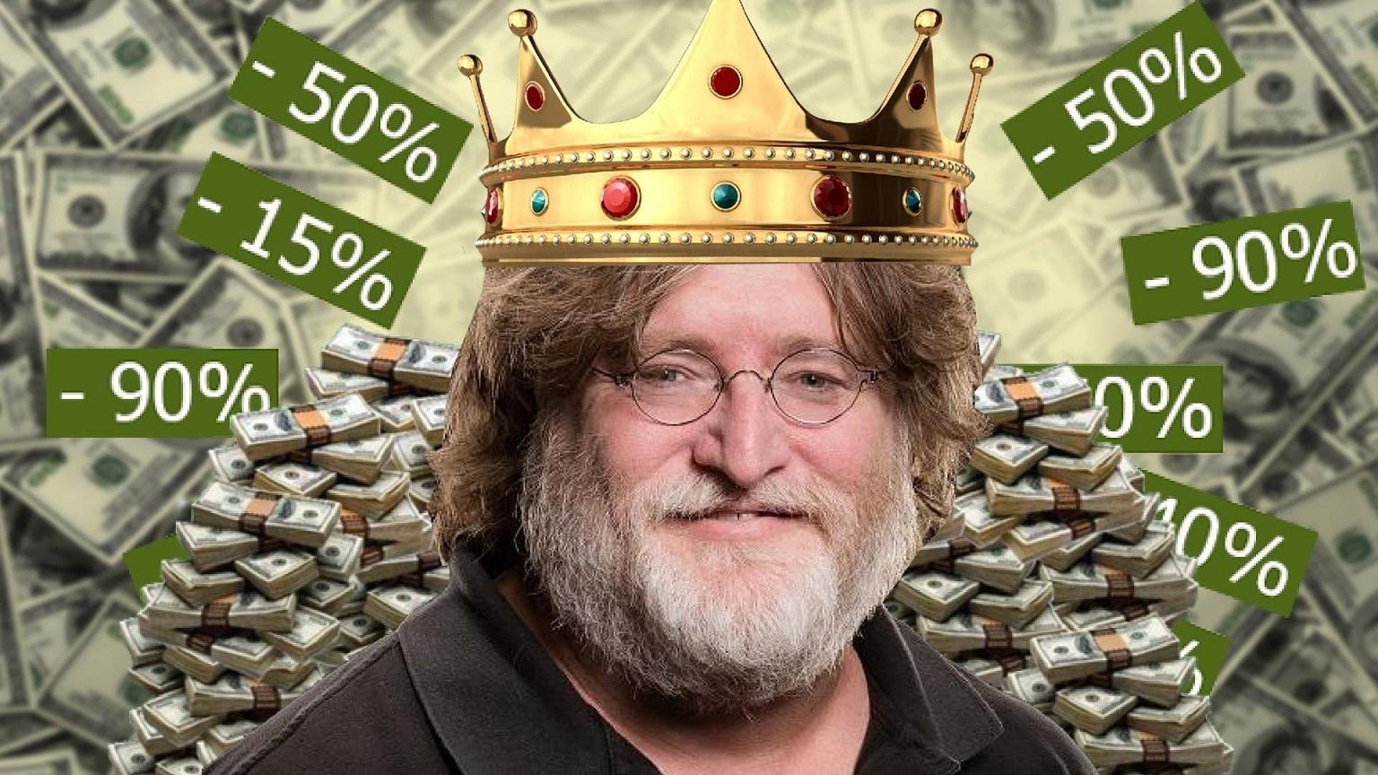 В Steam стартовала зимняя распродажа. Огромные скидки на лучшие ААА-игры последних лет!