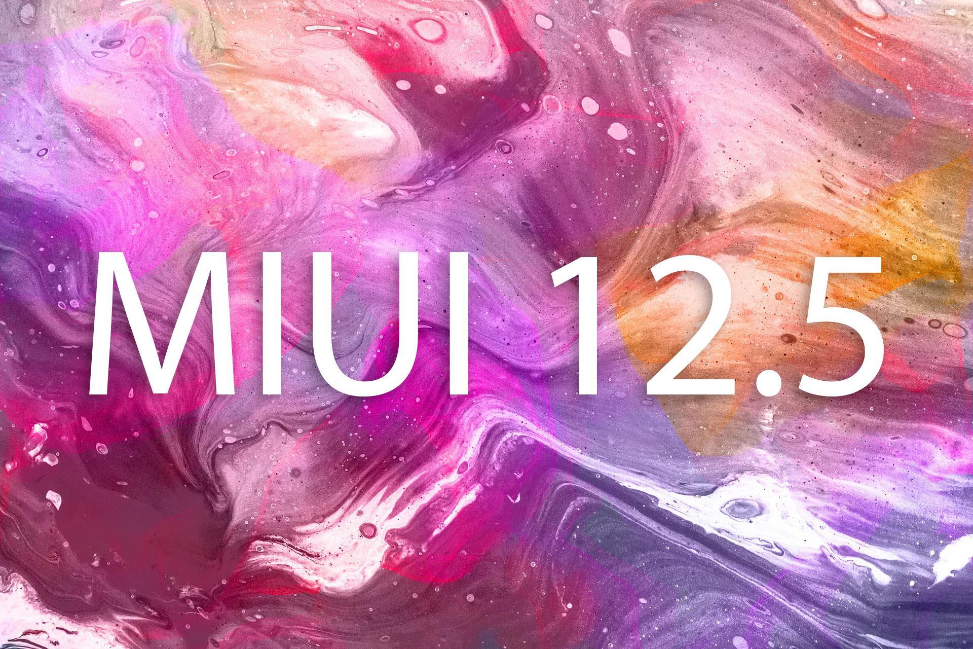 Стабильная MIUI 12.5 уже на 7 смартфонах Xiaomi