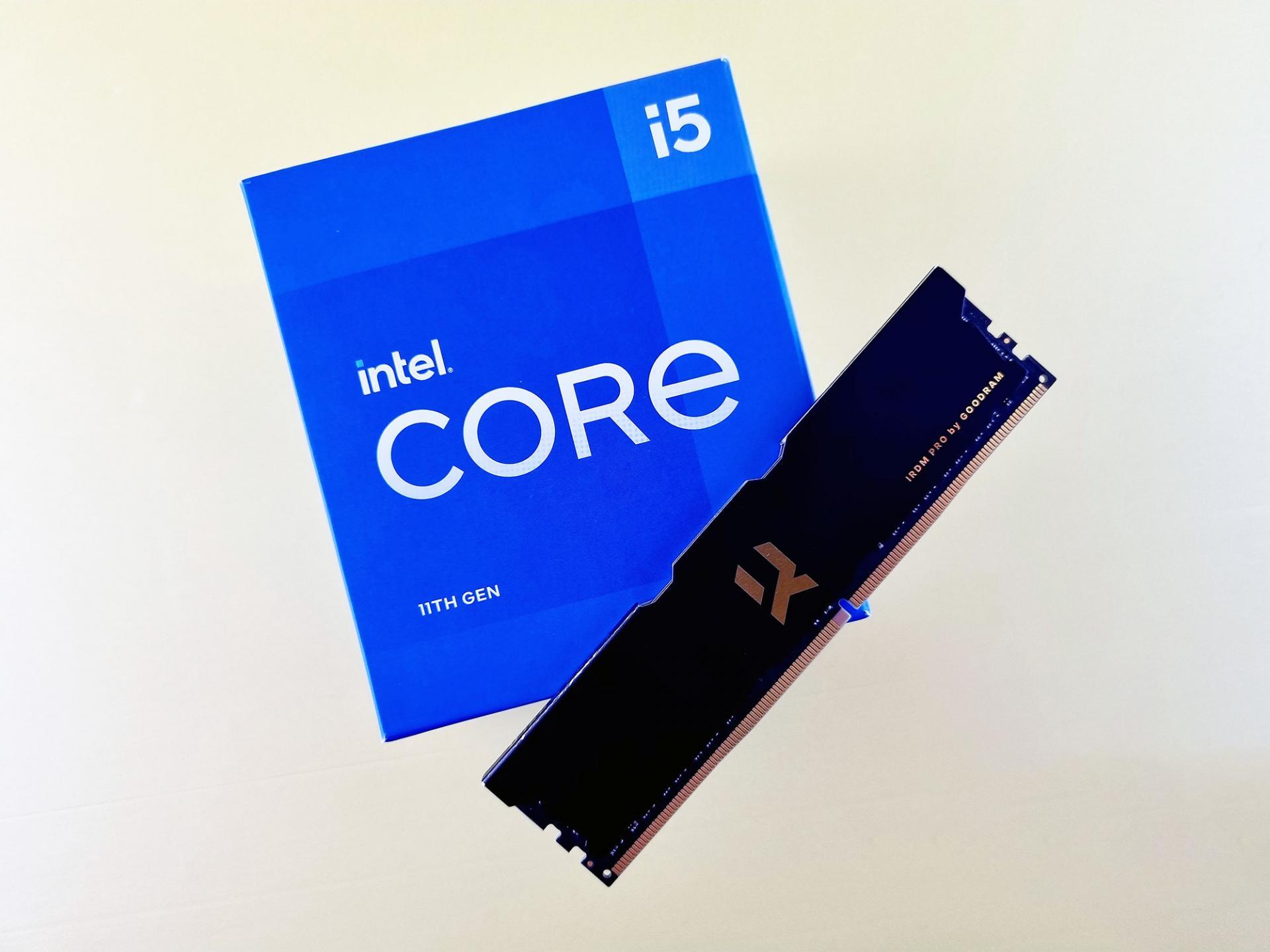 Прокачали память с 3600 МГц 16 Гб до 4000 МГц 32 Гб для Intel i9-10900. Есть ли смысл?