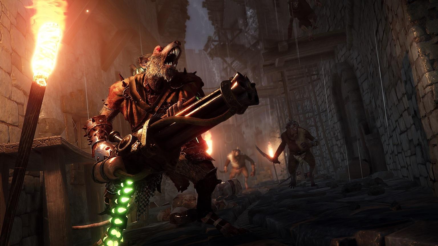 В Steam проходят бесплатные выходные с игрой Warhammer: Vermintide 2