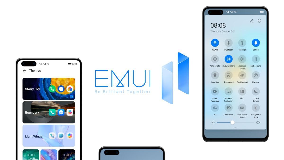 Huawei официально о сроках обновления до EMUI 11