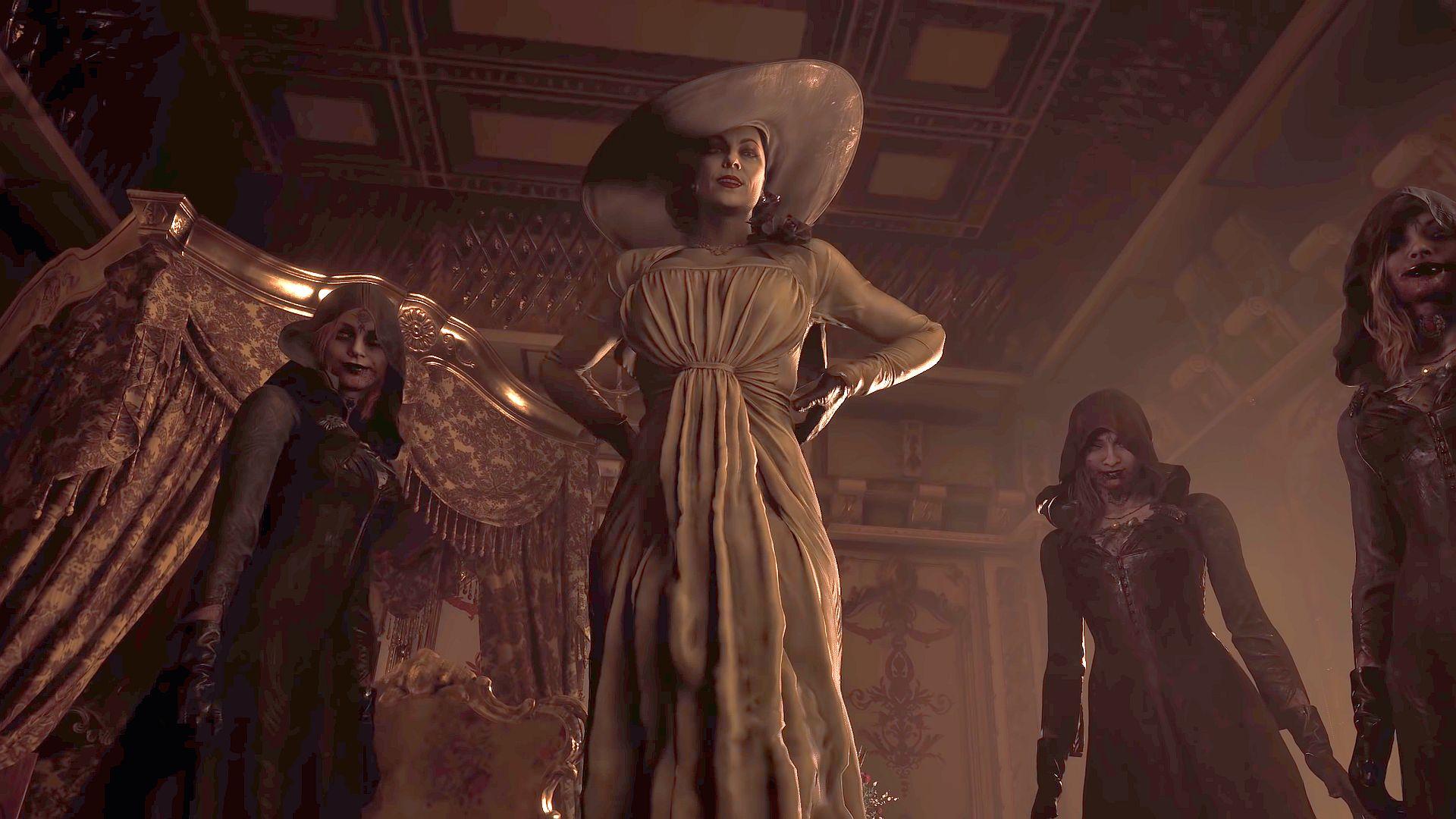 Новые детали Resident Evil Village