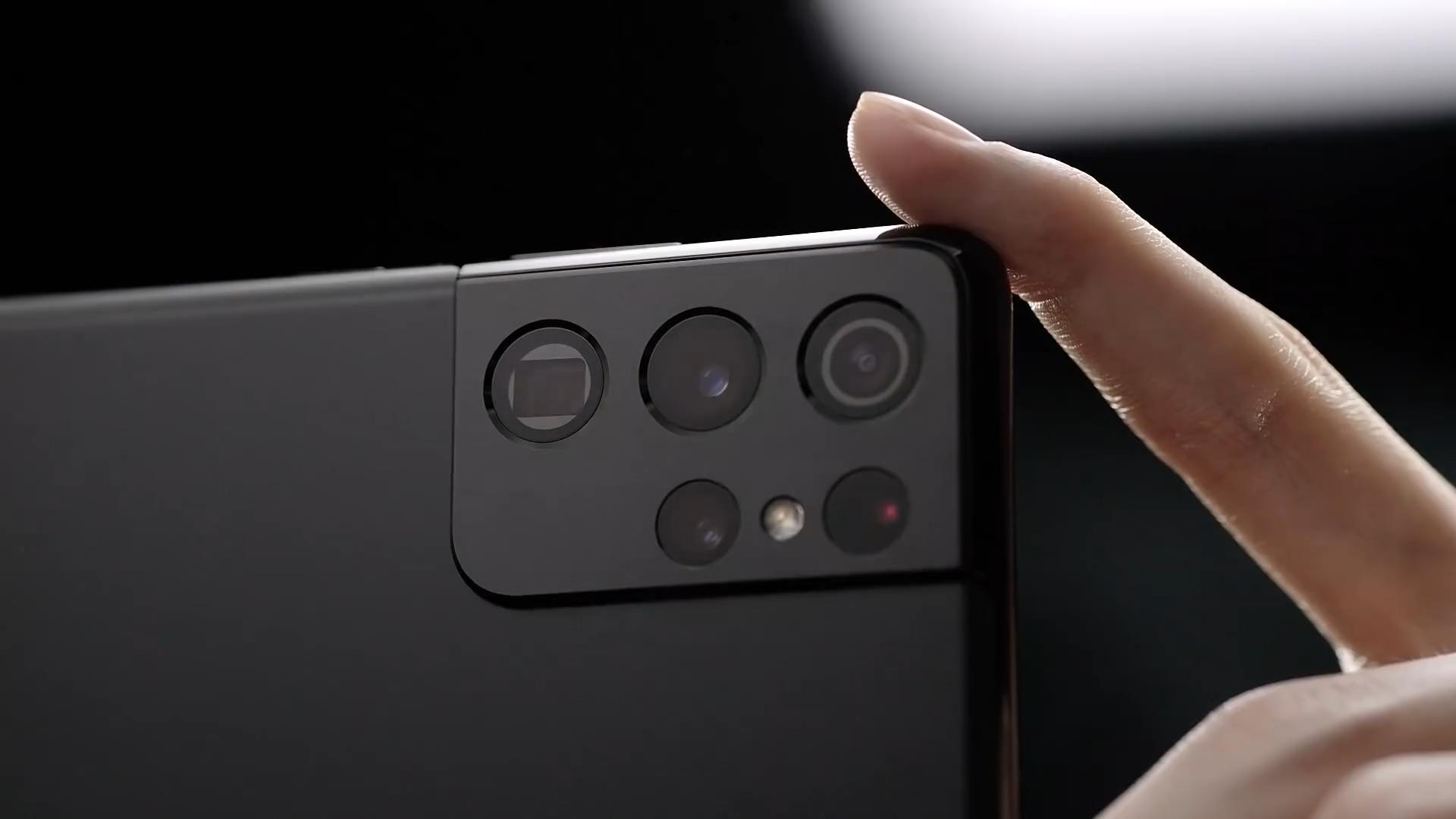 Samsung обновила приложение камеры в One UI 3.1