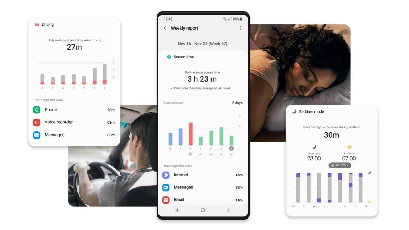 Samsung раздаст One UI 4.0 на 44 смартфона