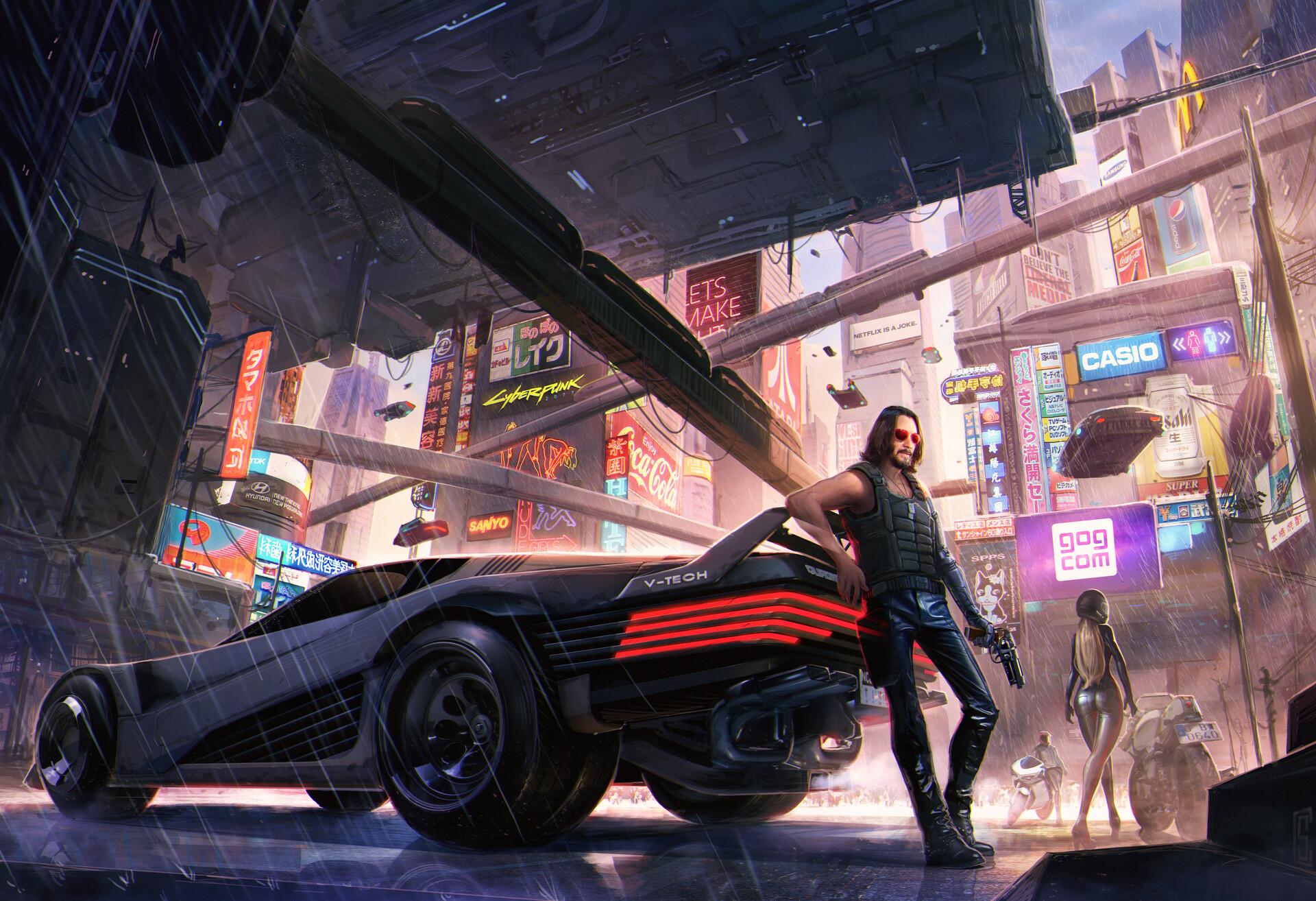 Вышел мод, который улучшит работу Cyberpunk 2077 на старых ПК
