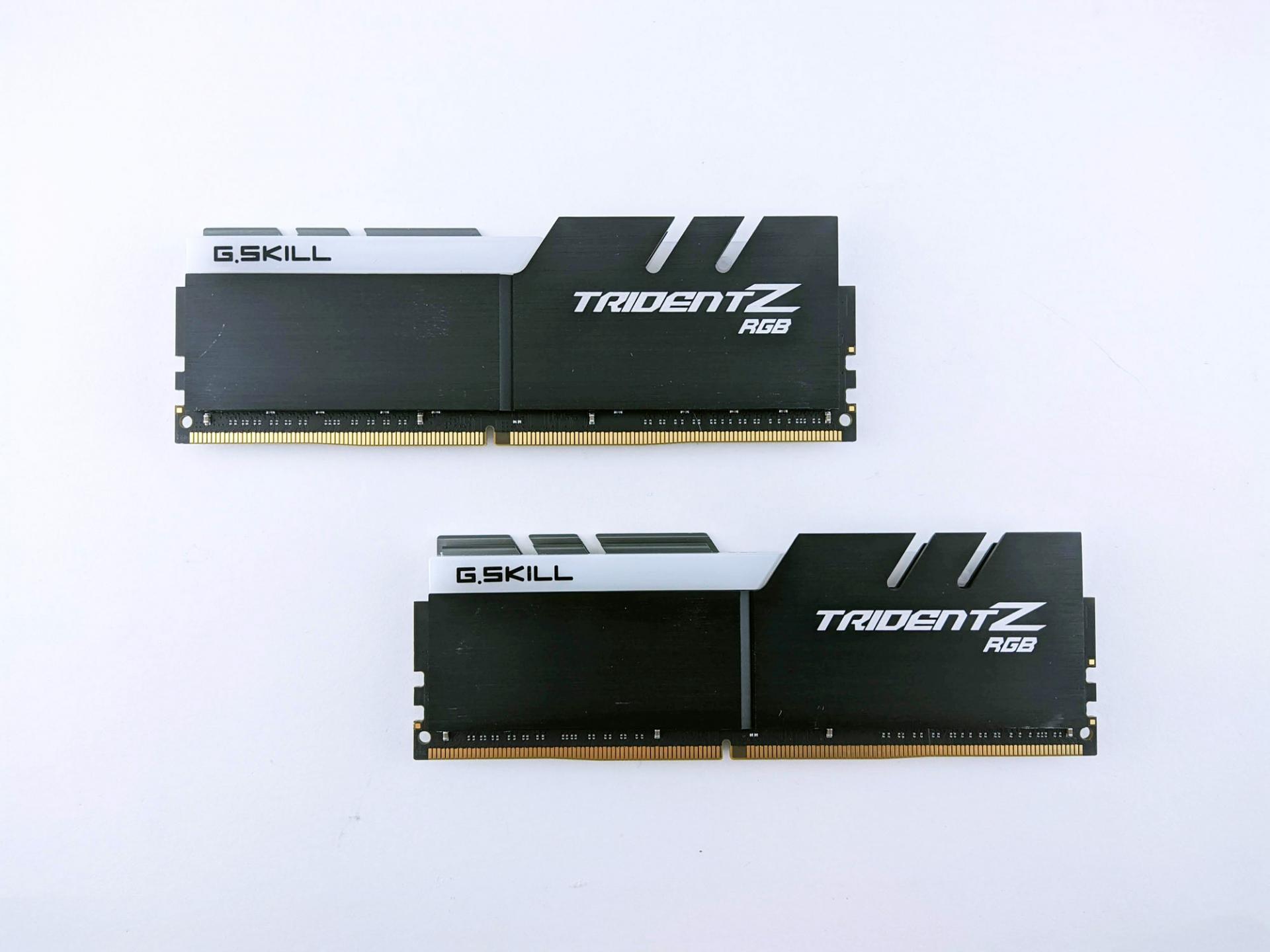 Тест-драйв оперативной памяти G.SKILL Trident Z RGB F4-4000C16D-32GTZR