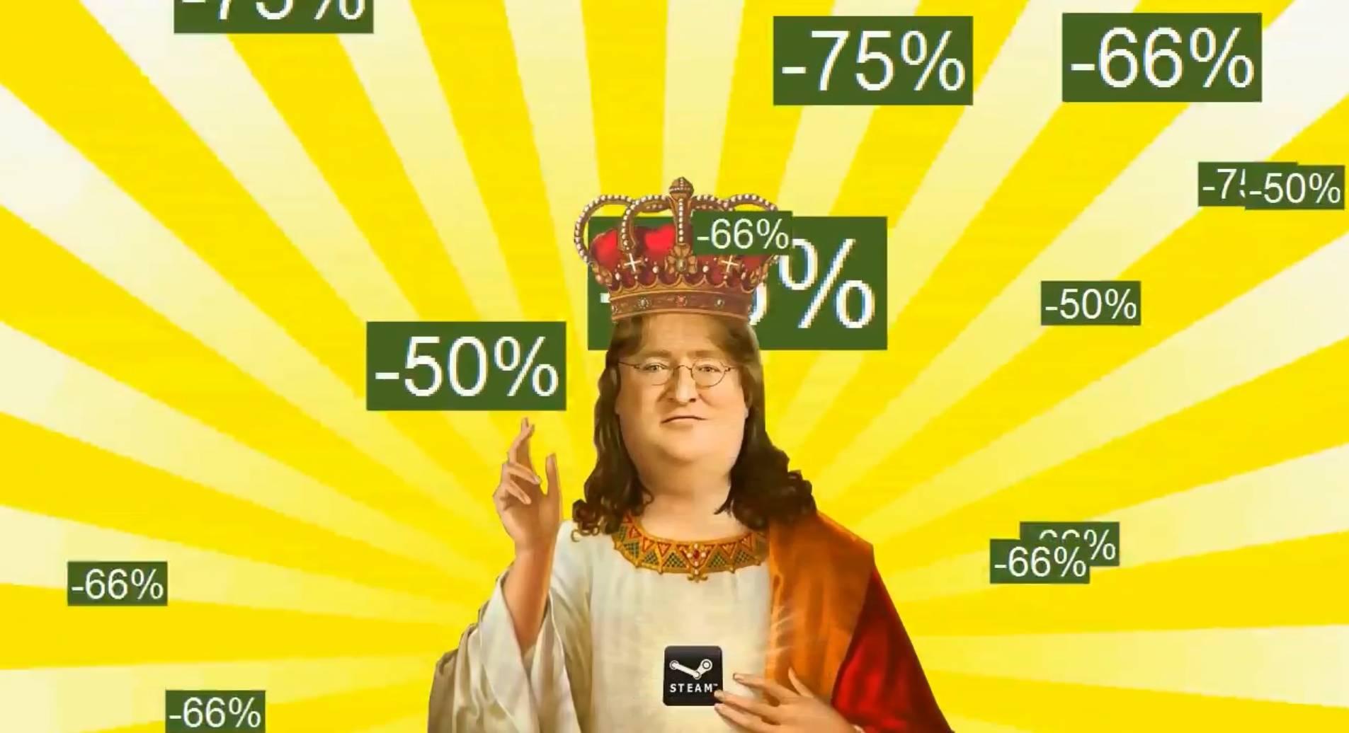 В сети появилась возможная дата масштабной распродажи в Steam в честь лунного нового года