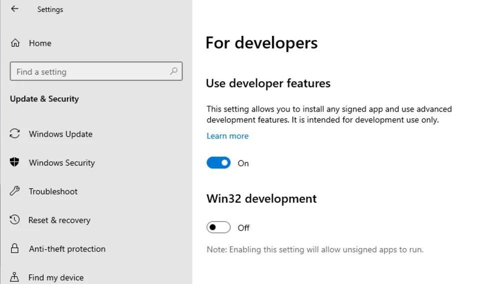 Windows 10X всё же может поддерживать Win32 приложения