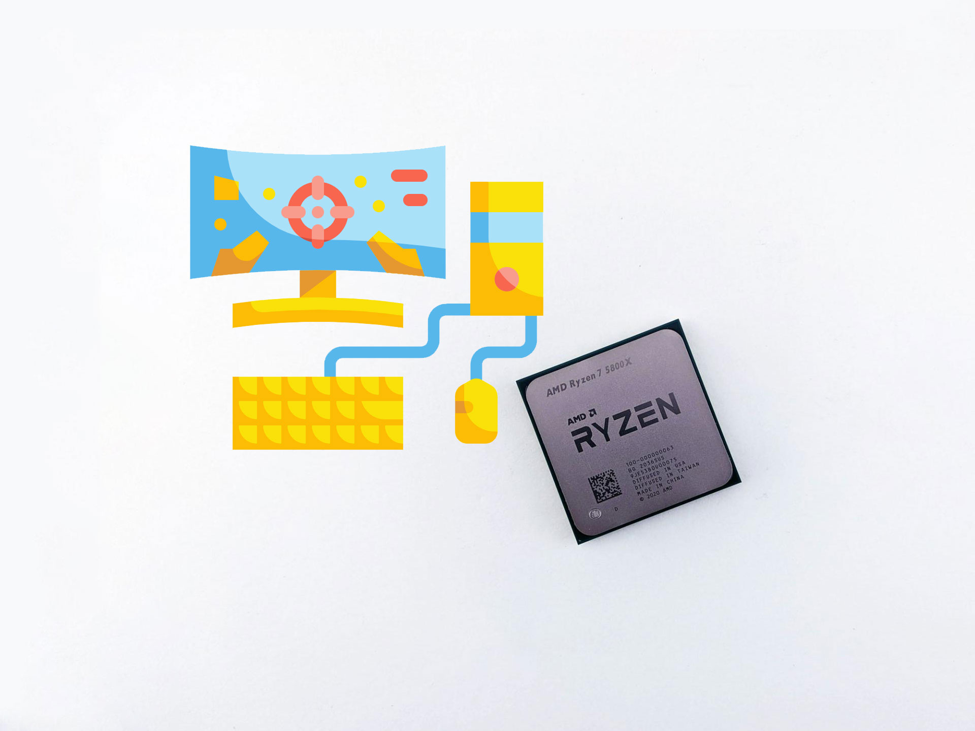 Что может AMD Ryzen 7 5800X: тестирование в 29 играх